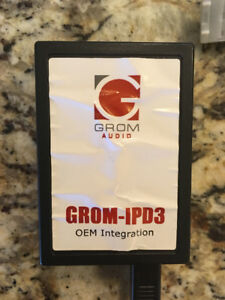 Grom iPod cord for Mazda 3