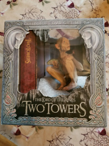 Collectors dvd gift set The Lord of the Rings The Two Towers
