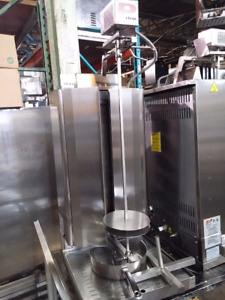 Shawarma machine (only 1 month old)