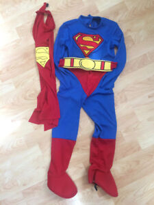 Superman Costume (4-6 year old)