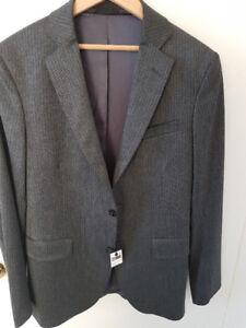 Hugo Boss Harry Rossen Teen Kid Mens Designer Suit Jacket Blazer