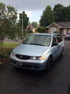Honda Odyssey 2003 Great condition