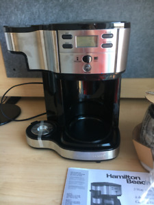 Brand New Hamilton Beach 2-Way Coffee Maker