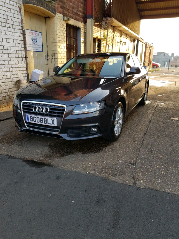 Audi a4 2008 | in Kettering, Northamptonshire | Gumtree