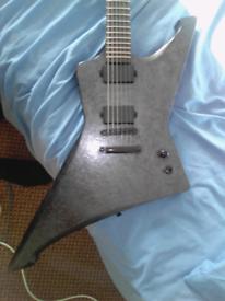 Gear4Music Harlem Z guitar