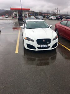 2015 Jaguar XF R Sedan 5.0L super charged