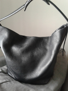 sac a main en cuir MACKAGE
