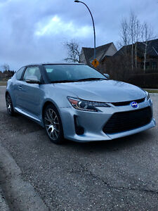 2014 Scion tC 10 Series with active Toyota warranty