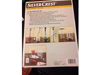Silver Crest Hand Blender
