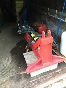 Wood splitter for tractor...hydraulic