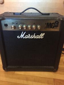 Marshall MG 15