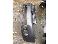 Mk6 Vw golf front Bunper and grill can post