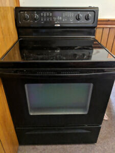 Whirlpool Jetsteam Smooth Top Stove