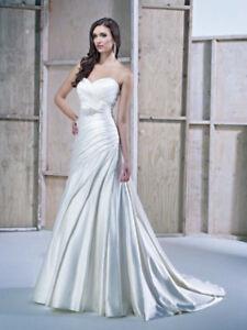 Ella Rosa Wedding Dress.