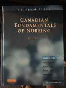 Complete set of nursing text books