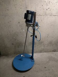 GEAT DEAL-Portable food mixer 500gal,stnls steel+stand-LIKE NEW