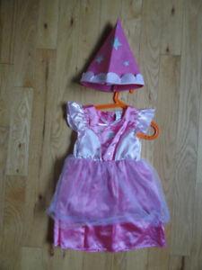 Costume de princesse