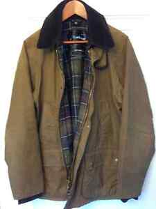"Used Barbour ""Classic Bedale"" jacket size 38"