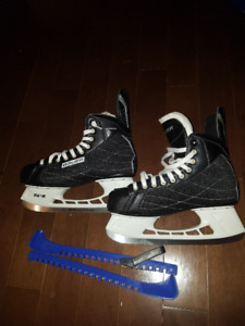 Bauer Nexus 22 Skates (New/used twice)