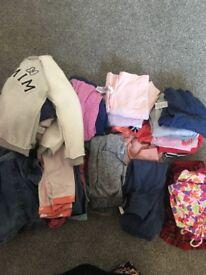 Huge girls clothes bundle mainly next