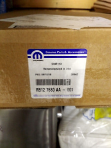 NEW ( IN BOX ) PCM FOR DODGE CARAVAN
