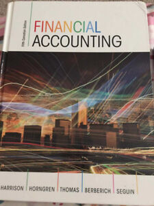 Financial And Managerial Accounting textbooks