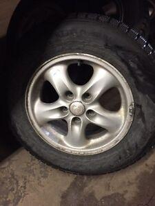 15 inch Mazda rims