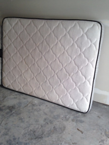 double size mattress and box spring for sale