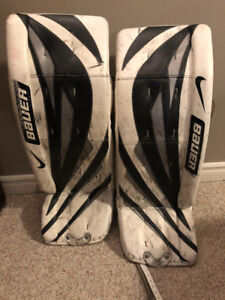 Bauer Supreme One95 Goalie Pads 34+1