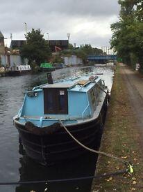 30ft springer Narrowboat-complete interior refurbished- bss 2019 - full recent survey London