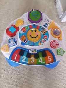Baby Einstein learning music center