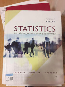 ADMS 2320 Stats textbook with answer key