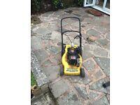McCulloch petrol lawn mower non starter cheap fix