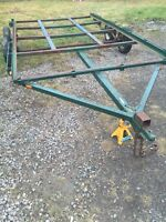 Utility trailer / car hauler for sale