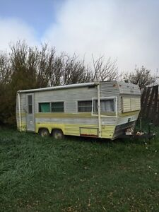 1976 Prowler Travel Trailer