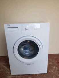 Beko washing machine 1-7kg 1200rpm A+++ (delivered free)