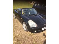 03 Toyota mr2 roadster convertible( lightly damaged ) mx5 Mg