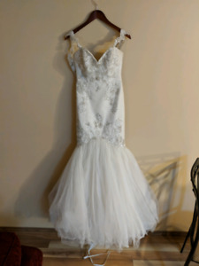 enzoani wedding gown