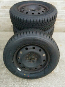 Brand new winter tires 225/65R16