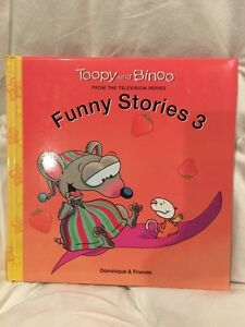 Toopy and binoo storybook