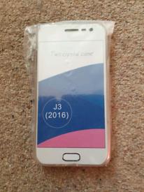 Samsung j3 2016 gel cover new