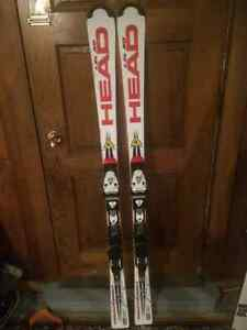 Head worldcup rebel 155cm