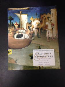 Traditions and Encounters Volume I: From The Beginnings to 1500