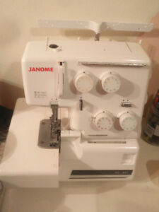 Janome XG-43D Serger Sewing Machine
