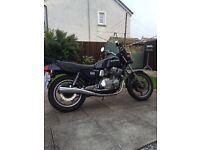Suzuki gsx750 1981 12 months mot £1000