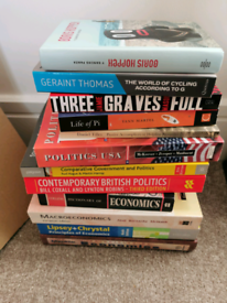 Random collection of books