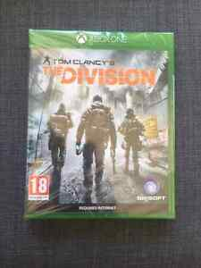 The division for Xbox 1 sealed