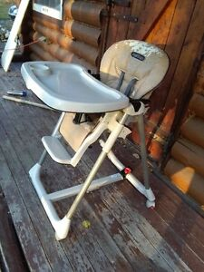 peg perego prima pappa high chair $30.00 Strathcona County Edmonton Area image 2