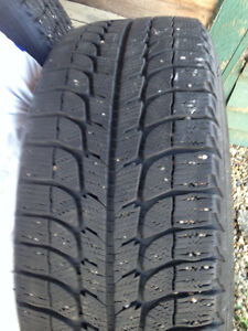 235/60 R 16 Michelin winter tire Strathcona County Edmonton Area image 5