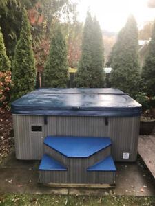 Beachcomber 580 Hot Tub